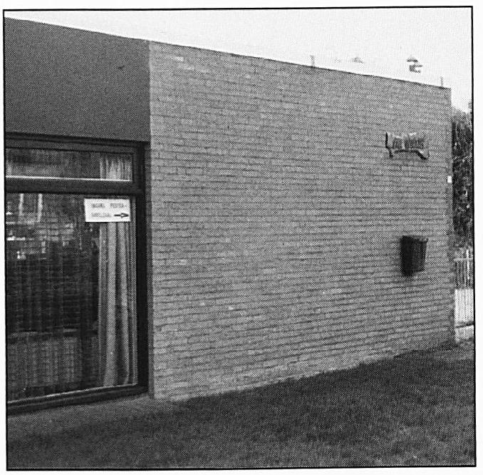 De Ukkesoos, gevestigd in een deel van het Vrije Tijdscentrum.