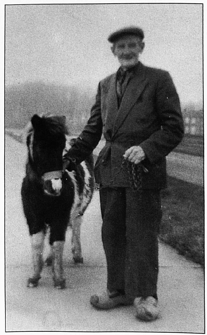 Van Bergen, de eerste Vaandeldrager