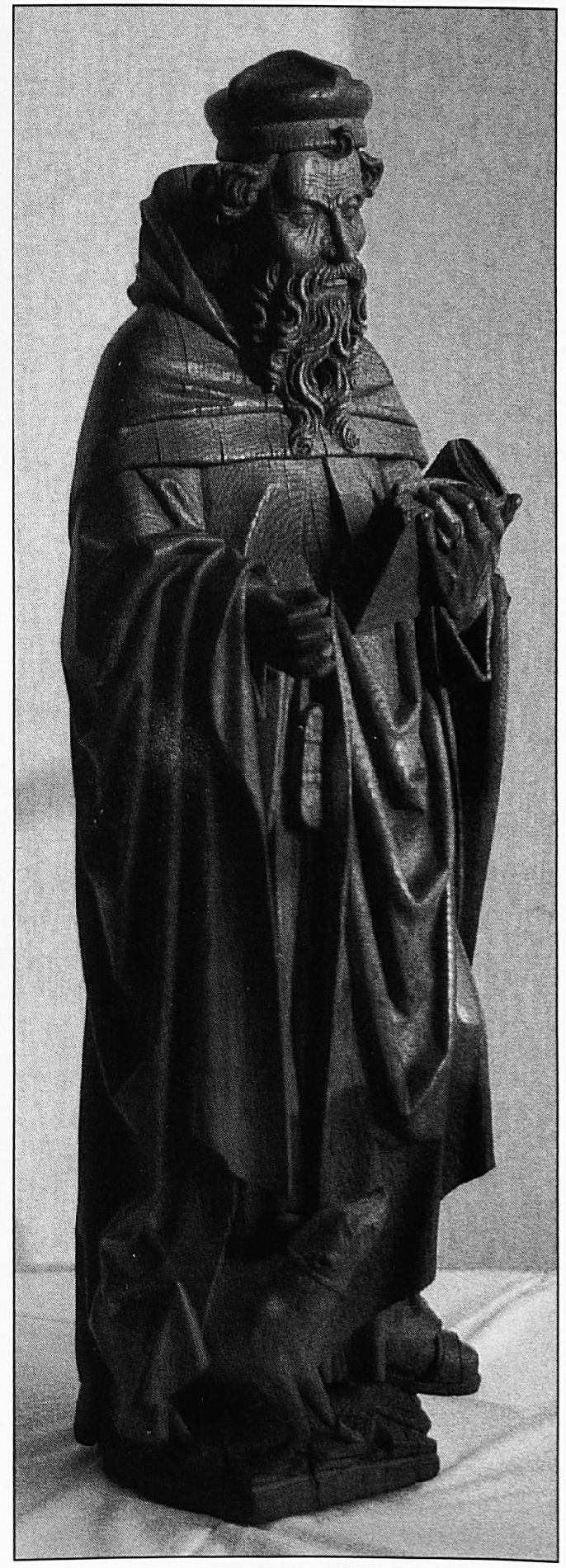 De Heilige Antonius Abt met het varken.