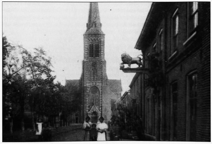 Ook deze dorpsherberg zullen de edelen meermalen bezocht hebben als zij hun jaarlijkse schouwen uitvoerden...