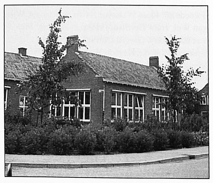 De St. Victorschool.